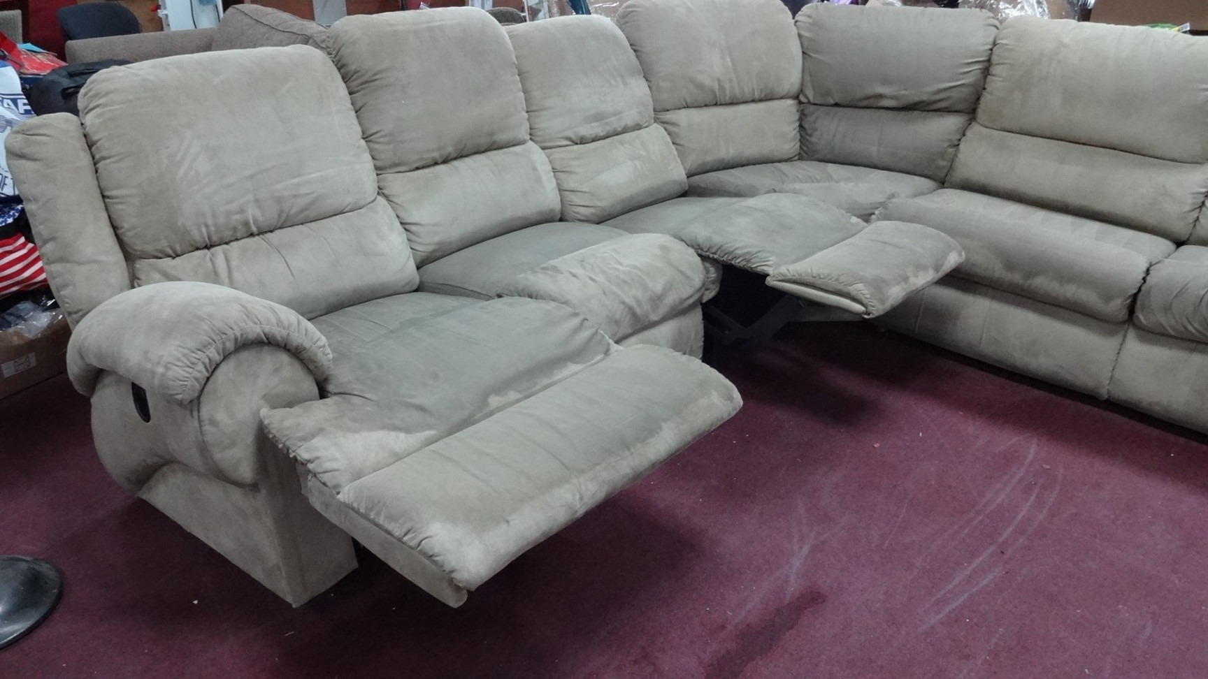 Sofas : Magnificent Leather Sectional Sofa Lazy Boy Furniture Lazy pertaining to Sectional Sofas At Lazy Boy (Image 15 of 15)