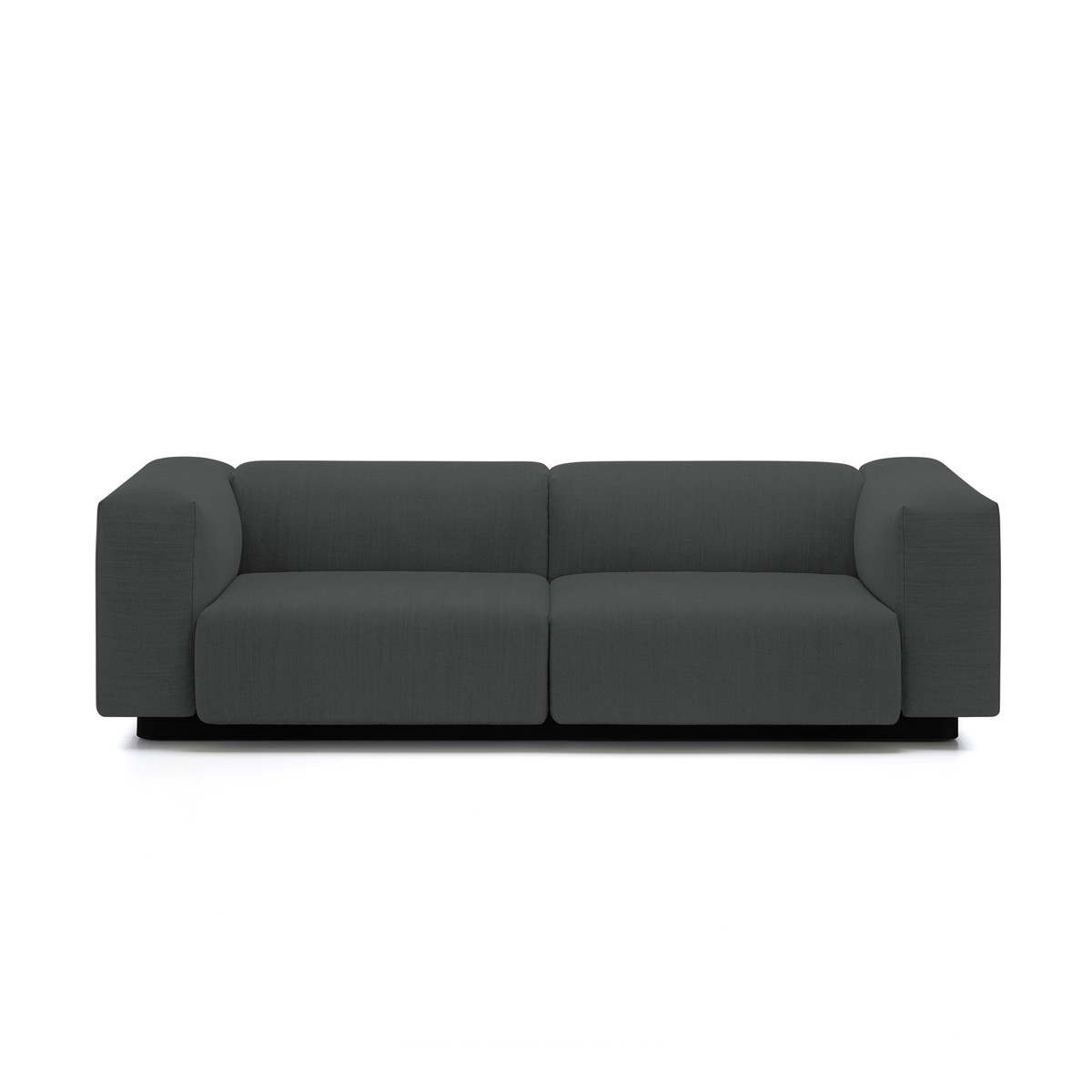 Soft Modular 2 Seater Sofa From Vitra In The Connox Shop Pertaining To Soft Sofas (View 5 of 10)
