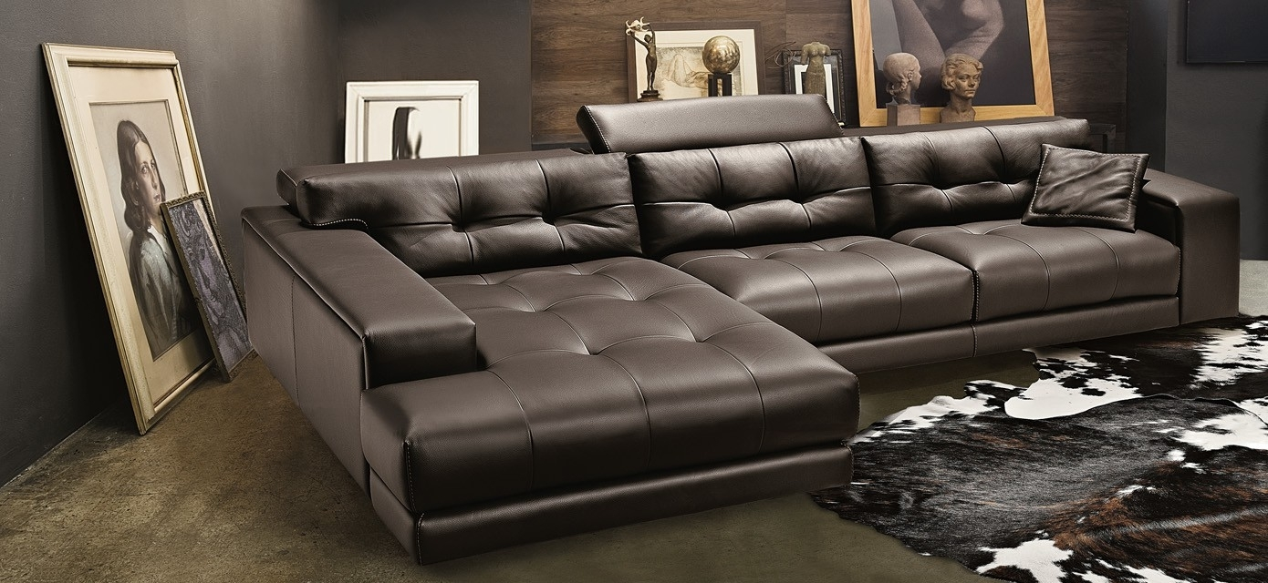 Soleado Sectional, Gamma International, Italy - Italmoda Furniture Store with regard to Nashua Nh Sectional Sofas (Image 7 of 10)