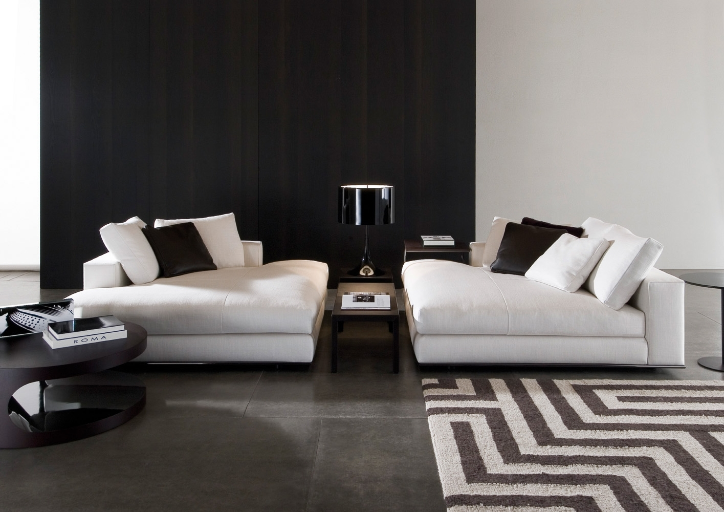 Special Sofa Art For Hamilton Sectionalrodolfo Dordoni Minotti in Hamilton Sectional Sofas (Image 10 of 10)