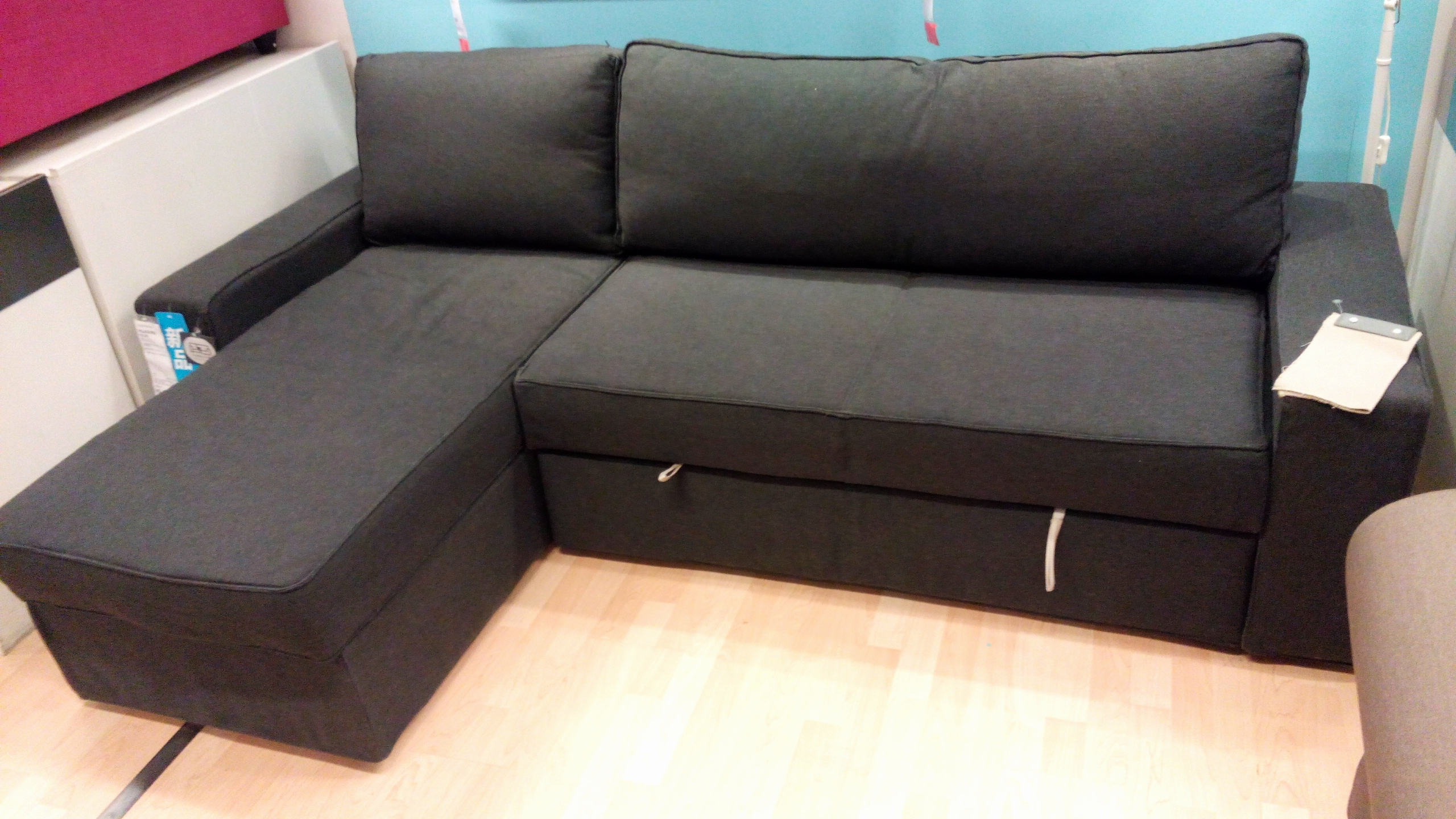Super Ikea Sectional Sofa Bed Figures – Seatersofa Throughout Ikea Sectional Sofa Beds (View 5 of 10)