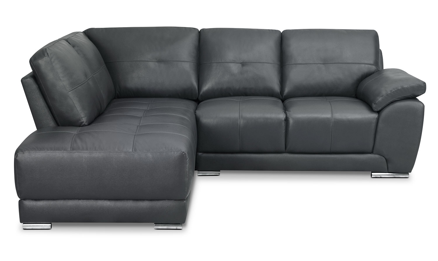The Brick Canada Sectional Sofa | Functionalities within Sectional Sofas At Brick (Image 13 of 15)