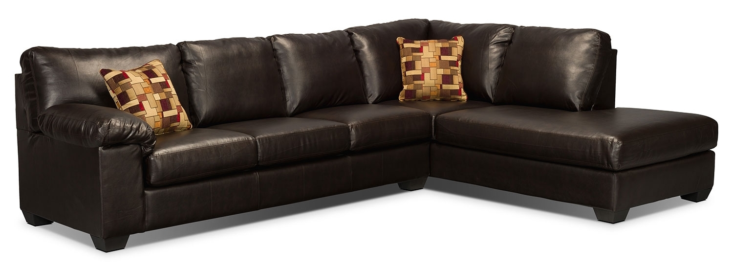 The Brick Sectional Sofa Beds | Conceptstructuresllc For The Brick Leather Sofas (View 5 of 10)