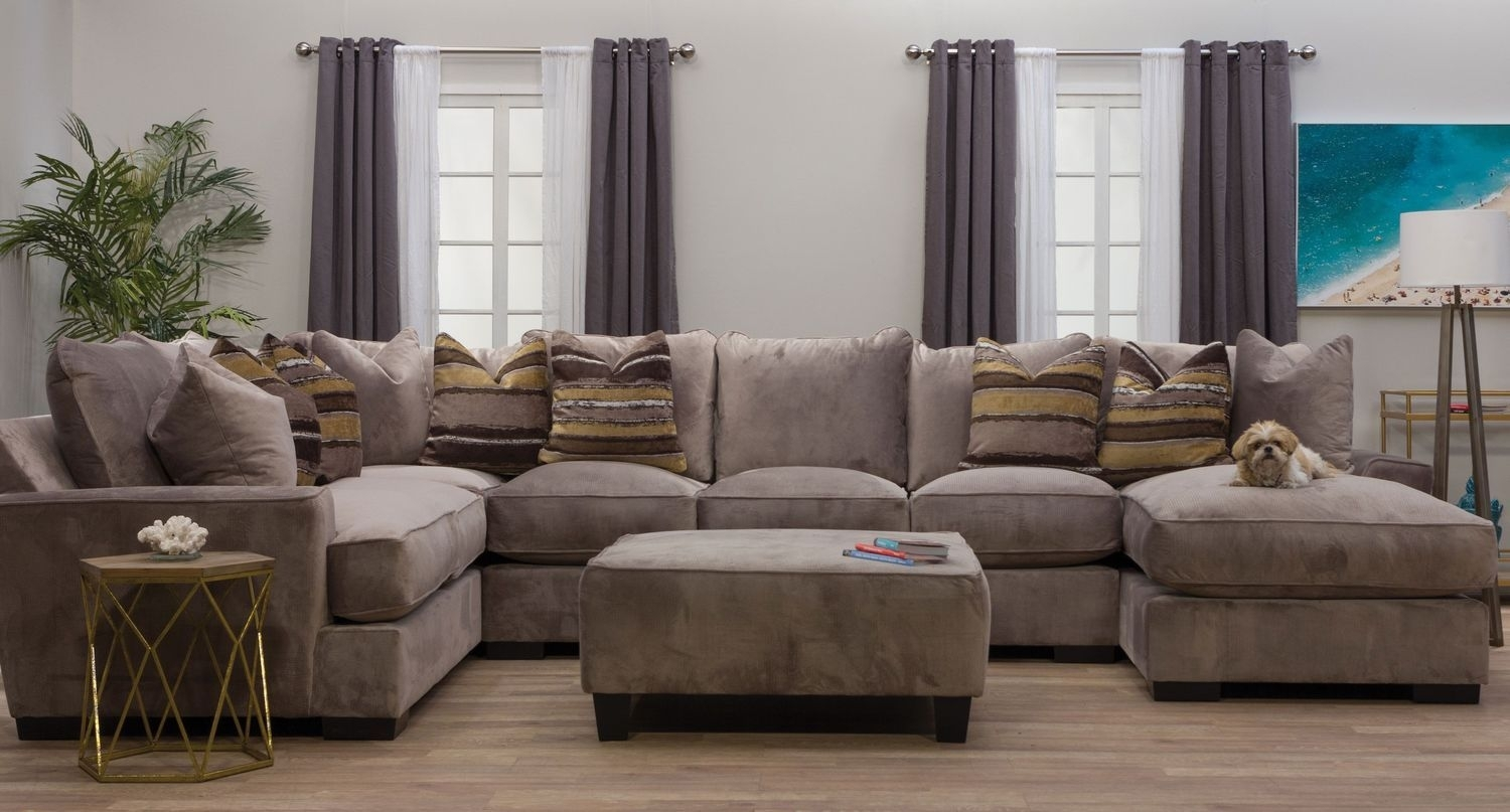 The Serendipity Sectional Sofa Offers Both Contemporary Styling And inside Dayton Ohio Sectional Sofas (Image 10 of 10)