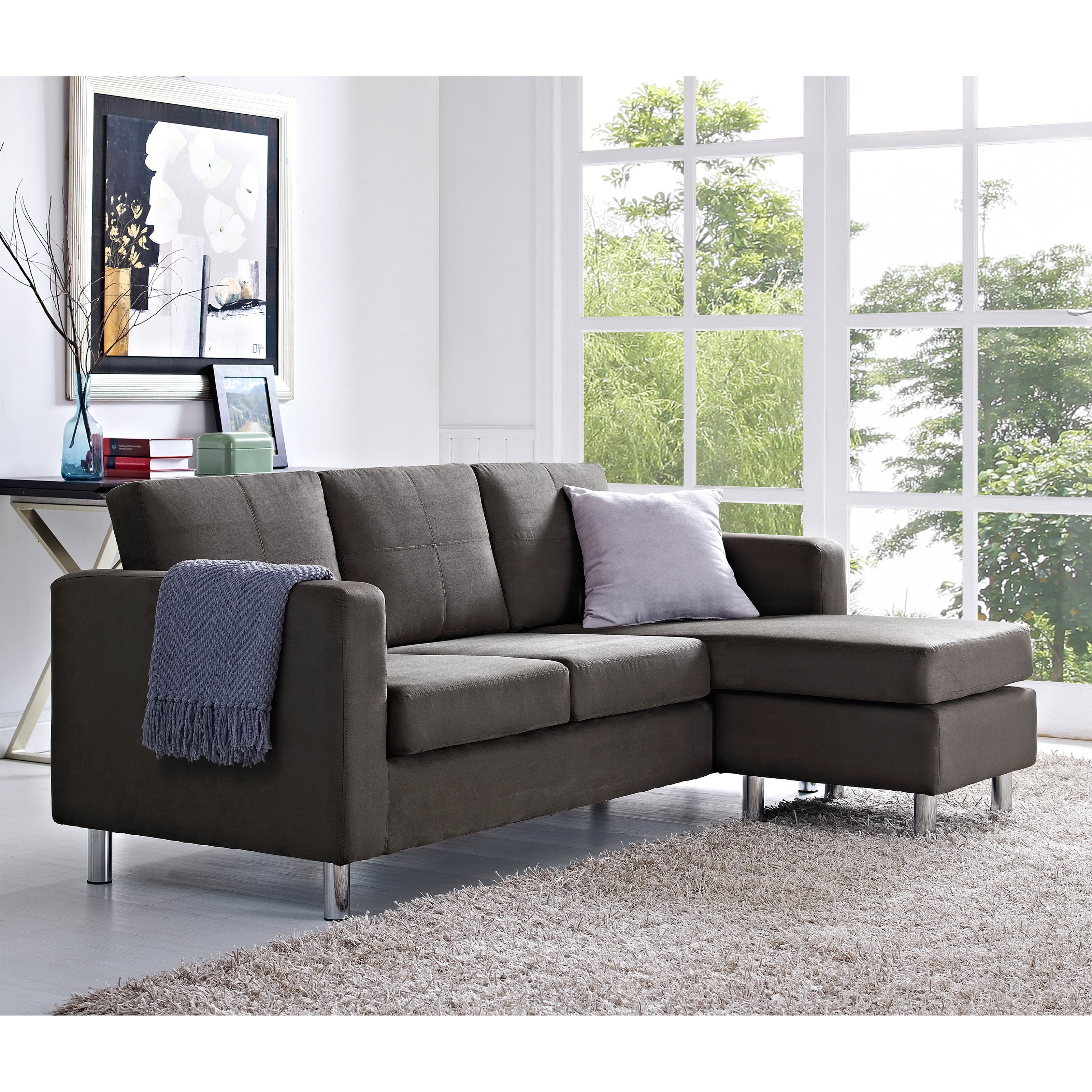 Tips On Buying And Placing A Sectional Sofa For Small Spaces with regard to Evansville In Sectional Sofas (Image 9 of 10)