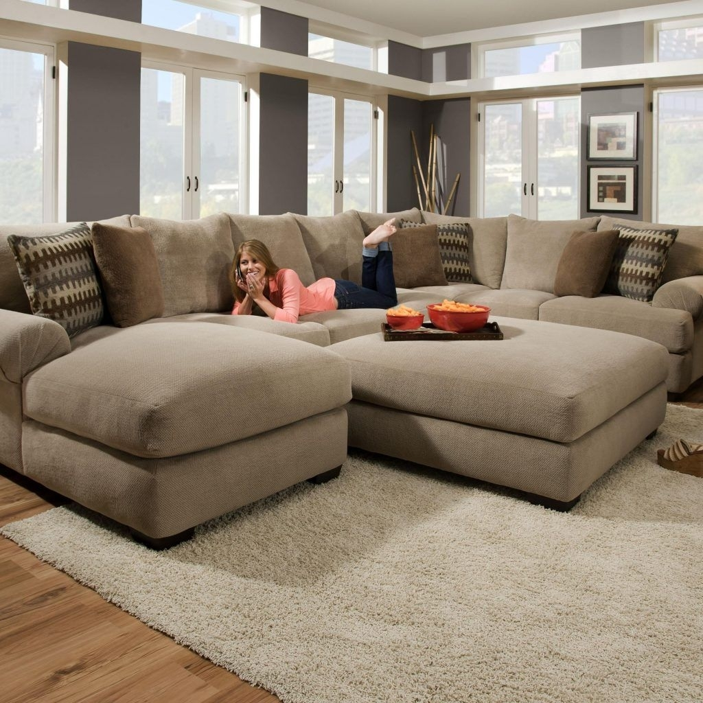 Top Comfy Sectional Sofa Most Comfortable With Chaise Http Ml2r Com Inside Grand Furniture Sectional Sofas (View 6 of 10)