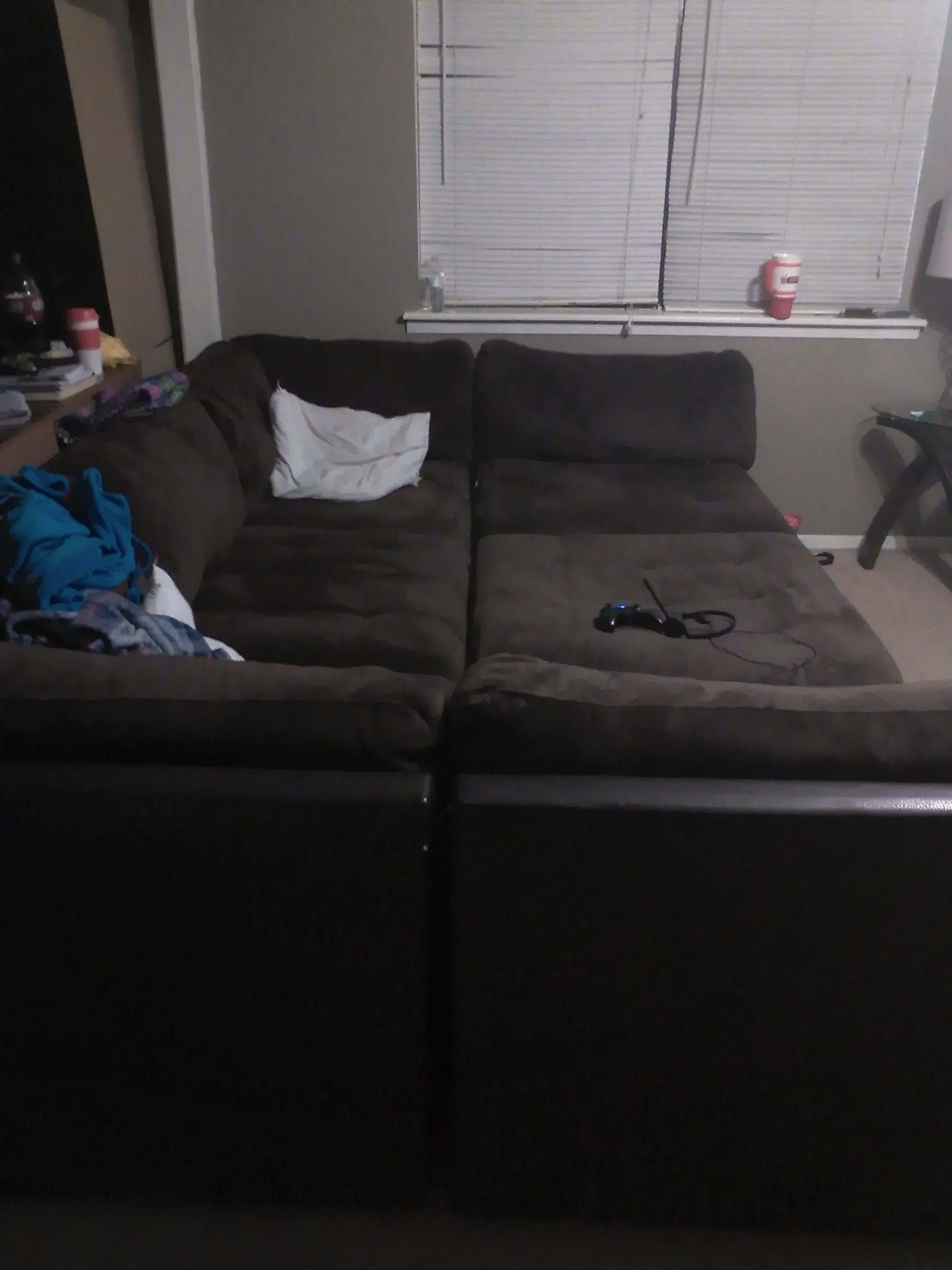 Top Complaints And Reviews About Aaron Rents I Live With Some Inside Sectional Sofas At Aarons (View 15 of 15)
