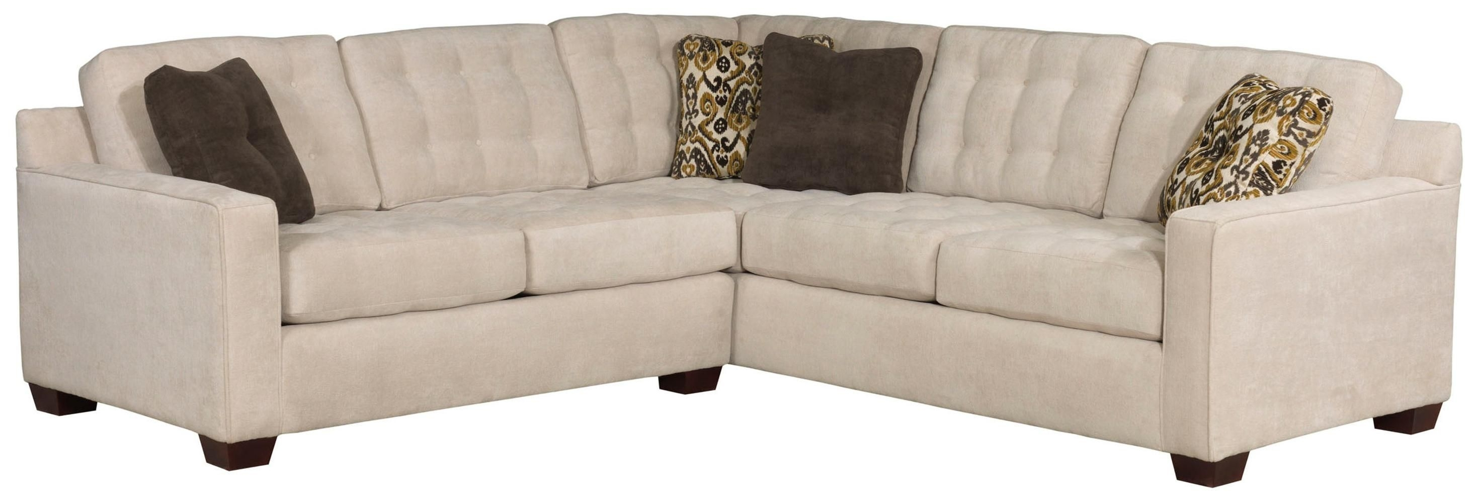 Tribeca Sectional Sofabroyhill Furniture #hudsonsfurniture in Sectional Sofas at Broyhill (Image 15 of 15)