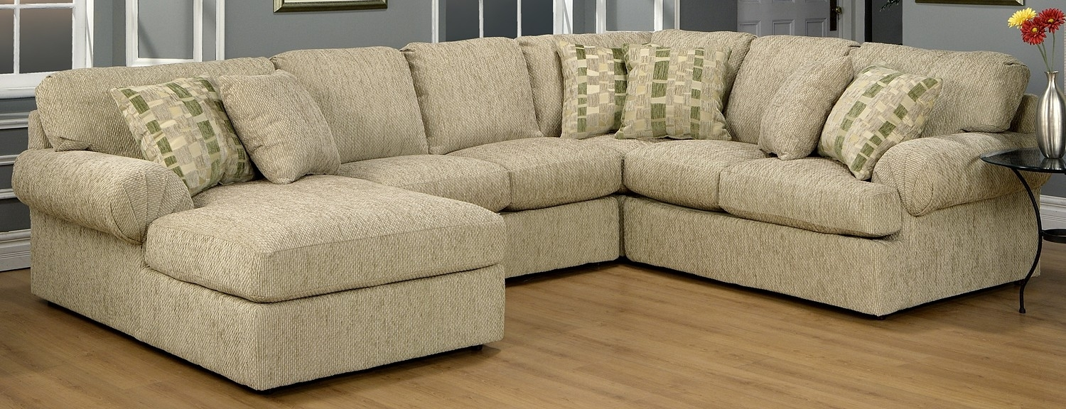 Trudy Upholstery 4 Pc. Sectional - Leon's, $1,599.00 | New House pertaining to Leons Sectional Sofas (Image 10 of 10)
