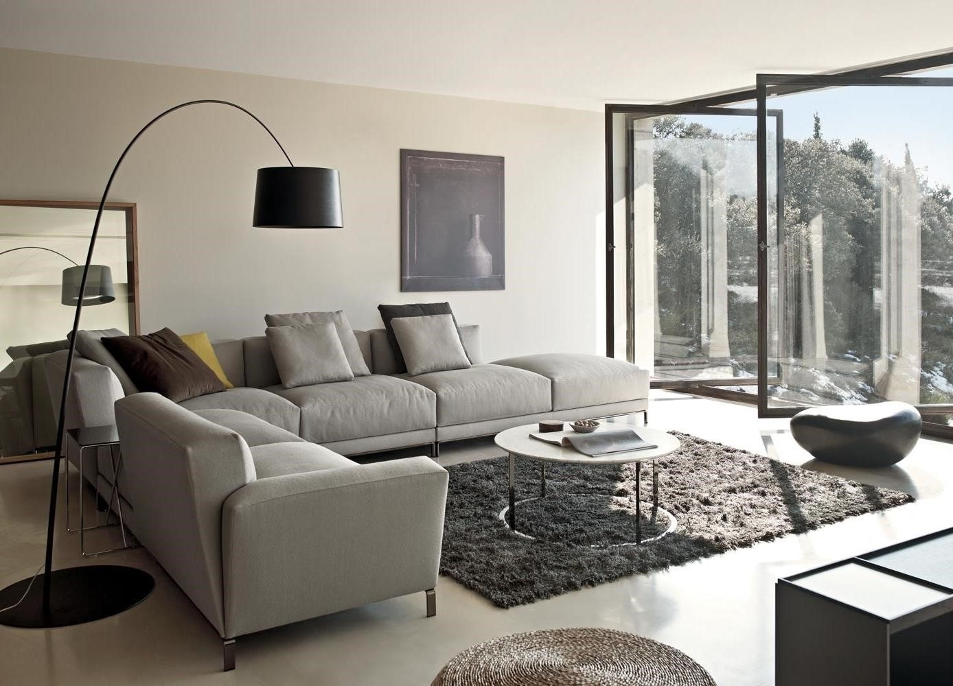 Uncategorized : Apartment Sectional Sofa Within Imposing Sofas pertaining to Apartment Sectional Sofas With Chaise (Image 10 of 10)