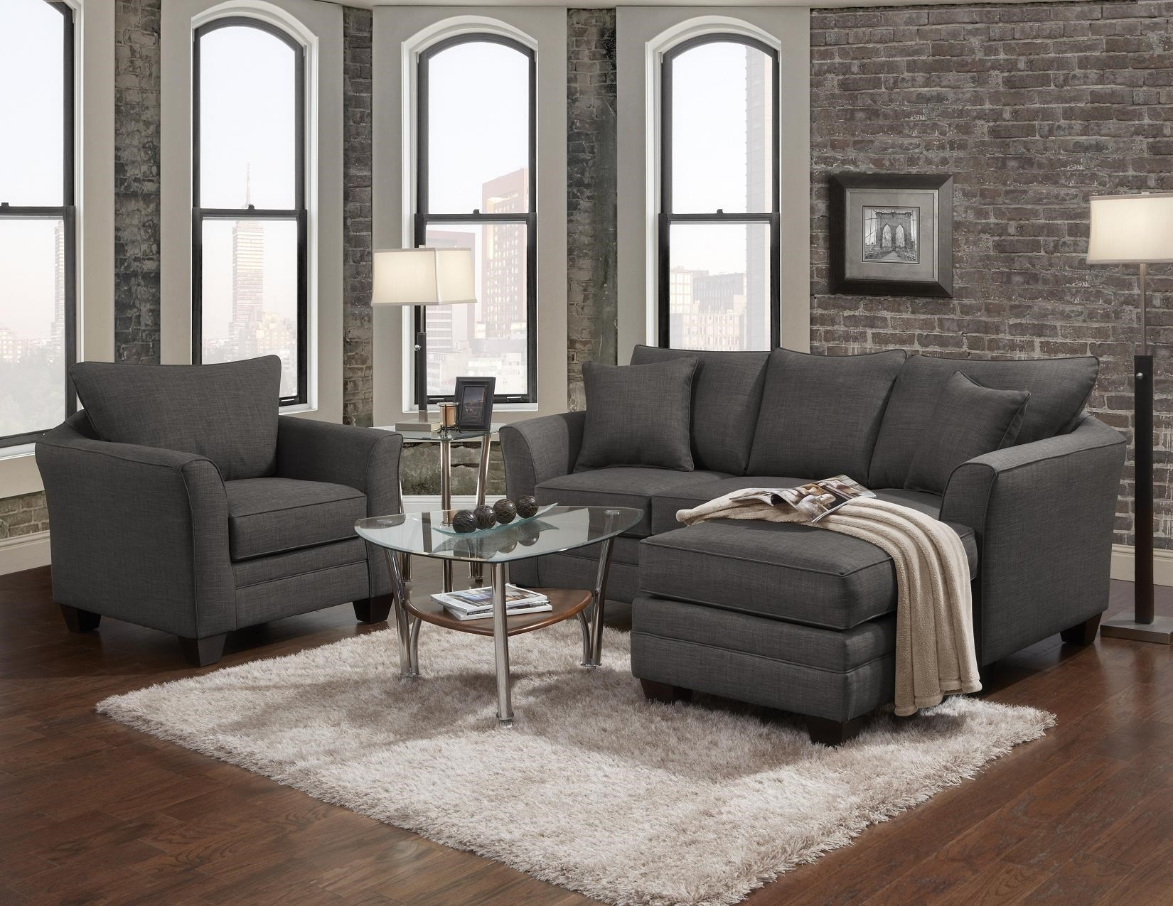Uncategorized : Colored Sofa 2 In Fascinating Shop Sectionals Wolf Pertaining To Gardiners Sectional Sofas (View 5 of 10)