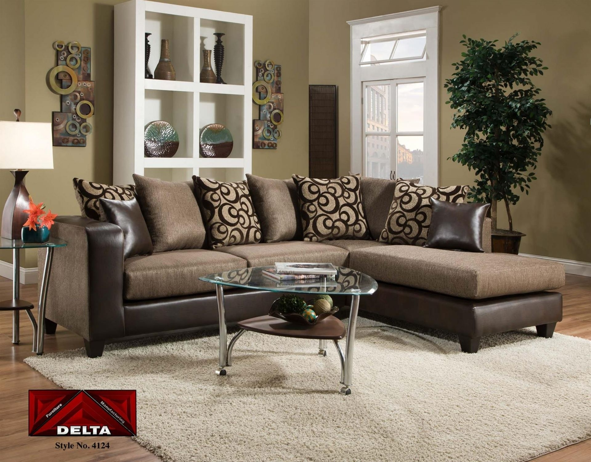 Update Your Living Room With Our Designer Chaise Sectional | $798 inside Joplin Mo Sectional Sofas (Image 10 of 10)