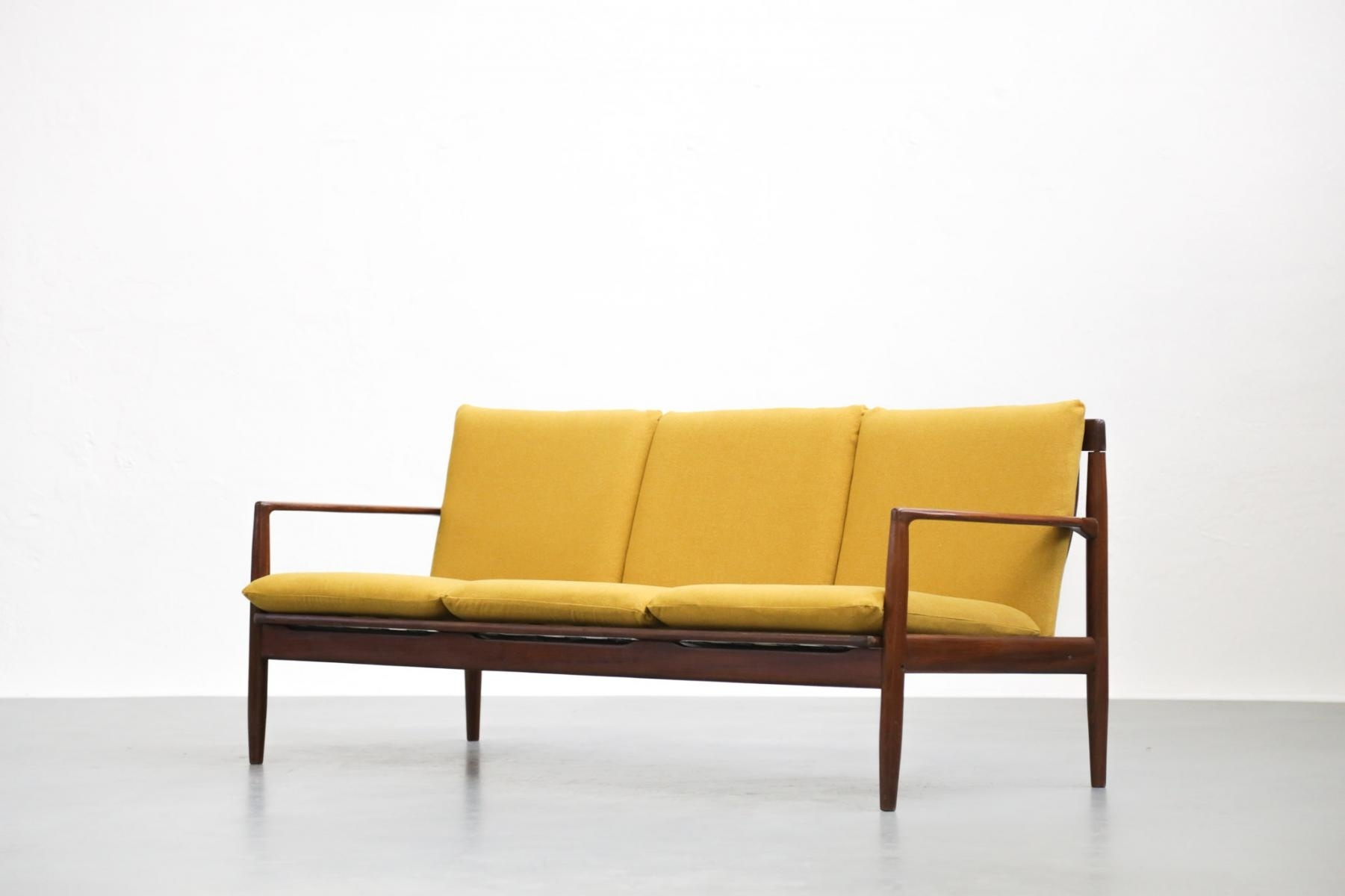 Vintage Yellow Sofagrete Jalk For Sale At Pamono For Vintage Sofas (View 2 of 10)
