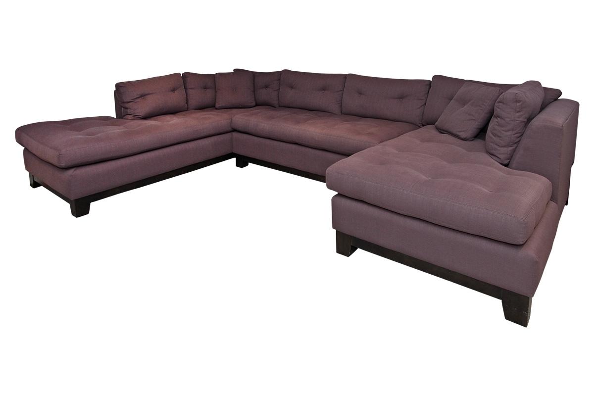 Viyet - Designer Furniture - Seating - Mcceary Modern Kingston inside Kingston Sectional Sofas (Image 10 of 10)