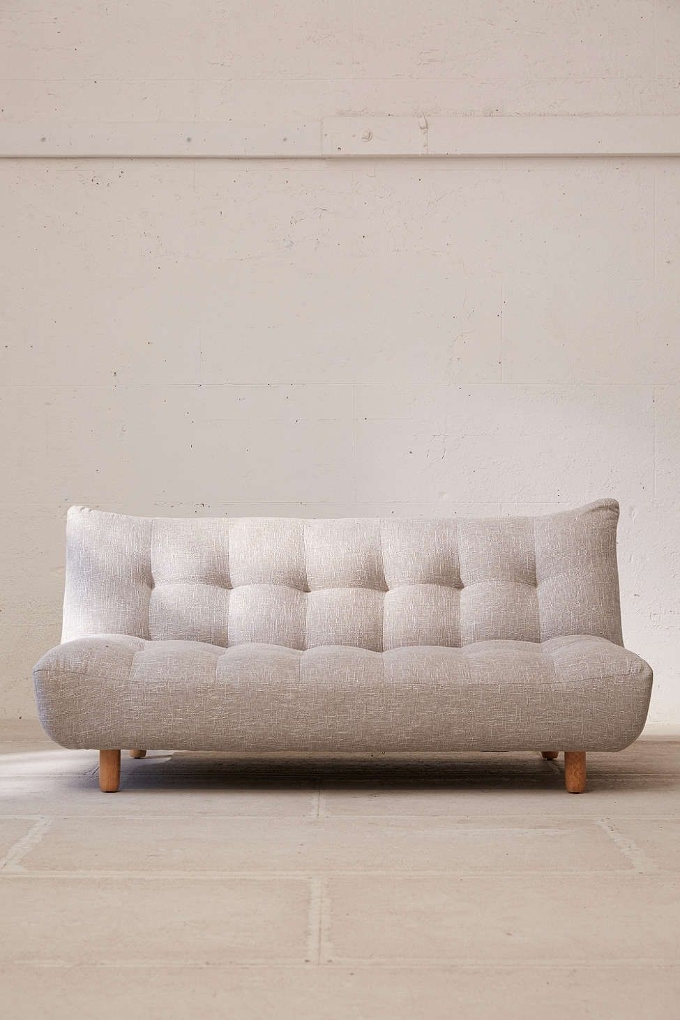 Winslow Armless Sleeper Sofa | Sleeper Sofas, Studio Apartment And Intended For Small Armless Sofas (View 10 of 10)