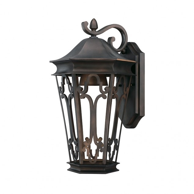 1 Light Outdoor Wall Lantern | Capital Lighting Fixture Company For Dark Sky Outdoor Wall Lighting (Photo 5 of 10)