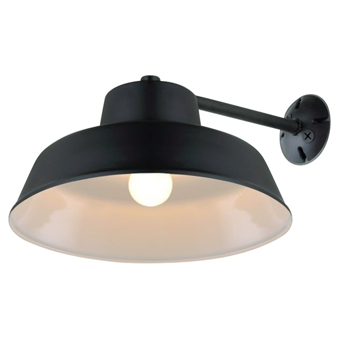 """1 Light Outdoor Wall Light – """"campbell"""" 