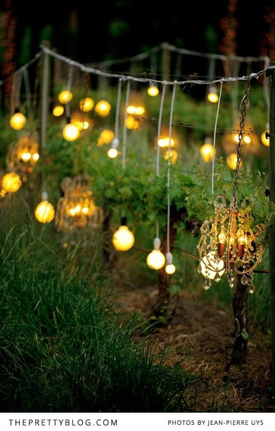10 Hanging Decor Ideas For A Dreamy Garden Party — Eatwell101 regarding Outdoor Hanging Garden Lanterns (Image 1 of 10)