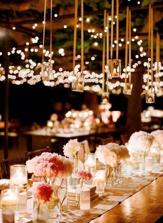 13 Best Hanging Tea Lights Images On Pinterest | Hanging Candles with regard to Outdoor Hanging Tea Lights (Image 1 of 10)