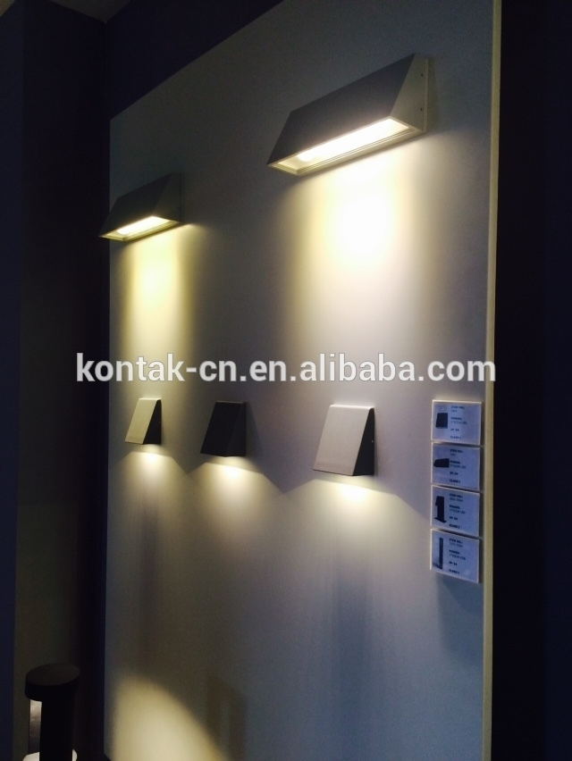 2015 China Supplier Aluminium Die-Casting Body Led Outdoor Wall pertaining to China Outdoor Wall Lighting (Image 4 of 10)