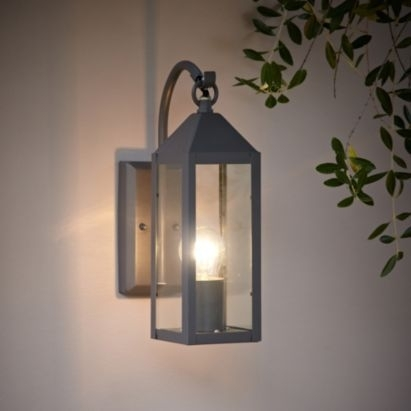Featured Photo of Outdoor Wall Lighting At B&q