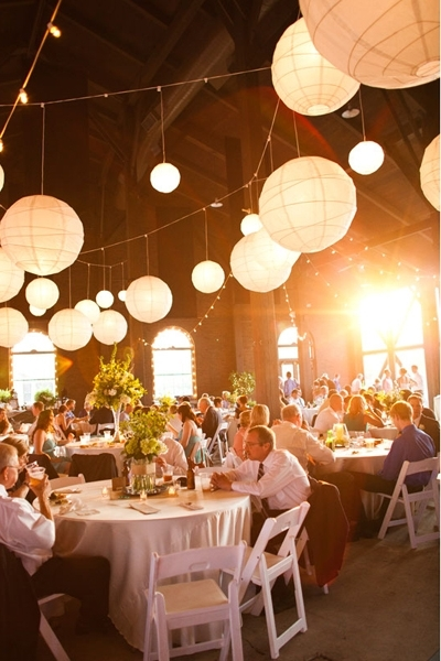 23 Ways To Transform Your Wedding From Bland To Mind-Blowing with Outdoor Hanging Lanterns for Wedding (Image 3 of 10)