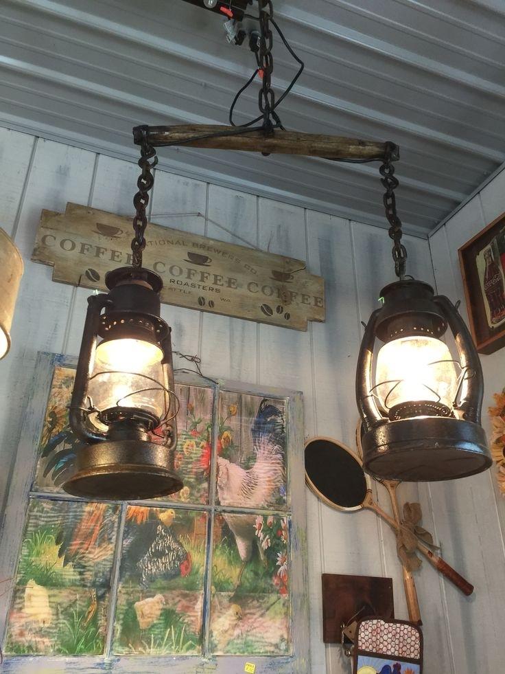234 Best Rustic Lighting Images On Pinterest | Cottage, Chandeliers regarding Antique Outdoor Hanging Lights (Image 2 of 10)