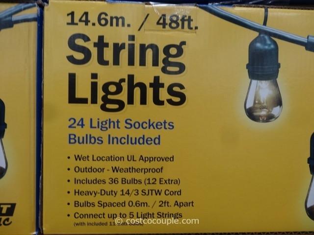 24 Popular Outdoor String Lights Costco   Pixelmari With Regard To Hanging Outdoor String Lights At Costco (Photo 7 of 10)