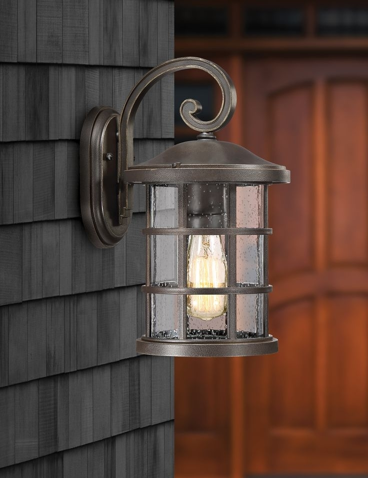 28 Best Quoizel Outdoor Lighting Images On Pinterest | Exterior throughout Quoizel Outdoor Wall Lighting (Image 2 of 10)