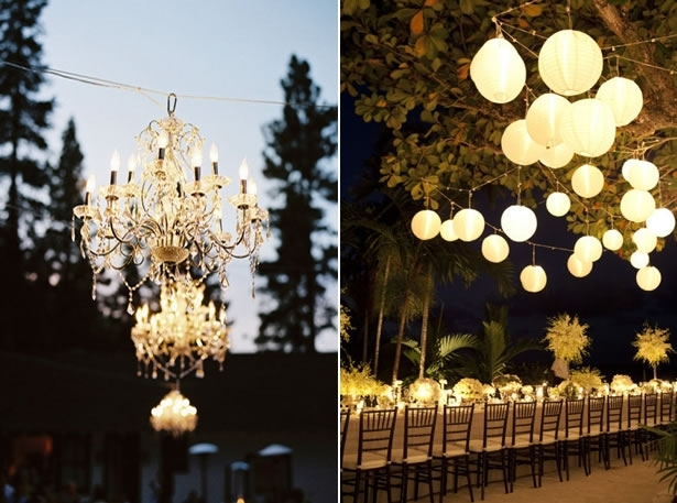 "3 Ways To ""glamp"" Your Wedding 