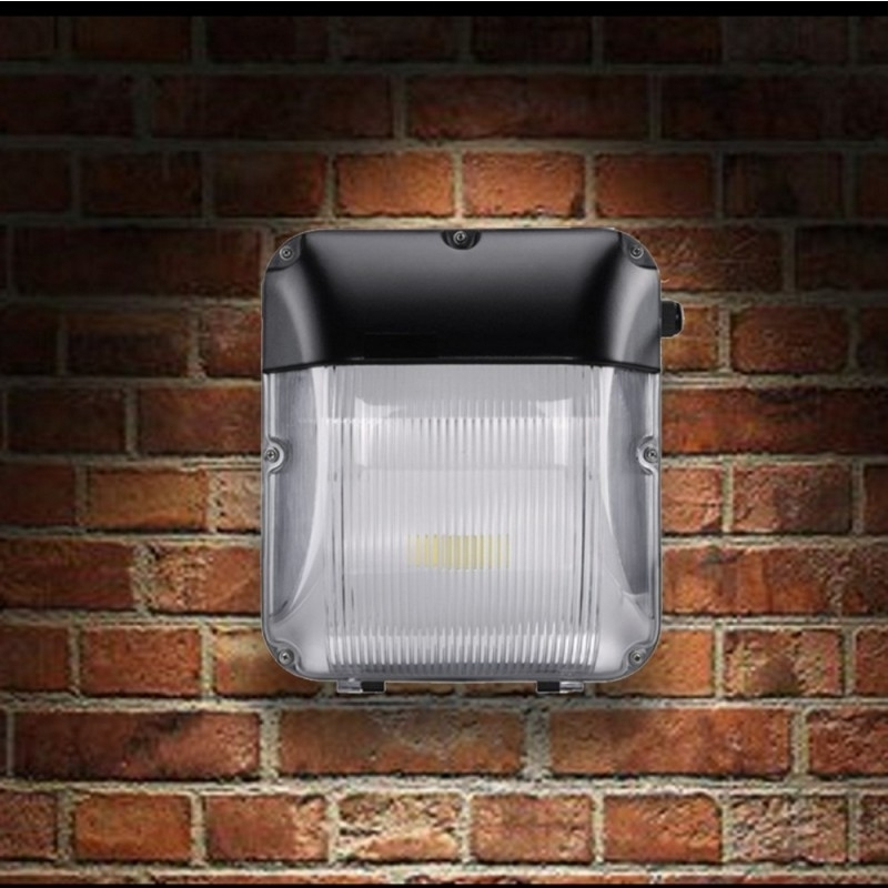 Featured Photo of Led Outdoor Wall Lights With Photocell