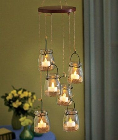 314 Best Pennsic Camping Images On Pinterest | Pvc Pipes, Campers for Outdoor Hanging Tea Lights (Image 4 of 10)