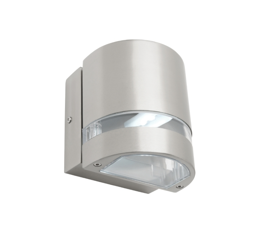 3W Led 316 Outdoor Wall Light Marine Grade Stainless Steel Mercator Pertaining To Marine Grade Outdoor Wall Lights (Photo 1 of 10)