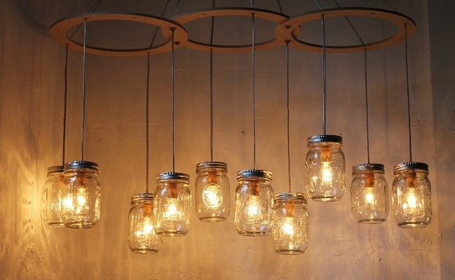 5 Breathtaking Diy Outdoor Lamps | Home So Good Regarding Homemade Outdoor Hanging Lights (Photo 6 of 10)