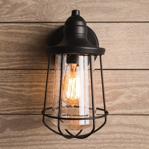 50 Inspirational Lowes Outdoor Light Fixtures - Light And Lighting 2018 for Outdoor Wall Light Fixtures At Lowes (Image 1 of 10)
