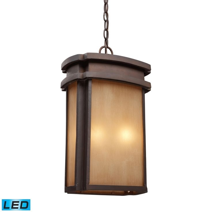 57 Best Mission / Asian Outdoor Hanging Lights Images On Pinterest intended for Led Outdoor Hanging Lights (Image 3 of 10)