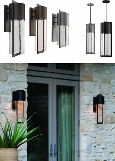 58 Best Outdoor Lighting Images On Pinterest | Exterior Lighting With Hinkley Outdoor Wall Lighting (Photo 4 of 10)