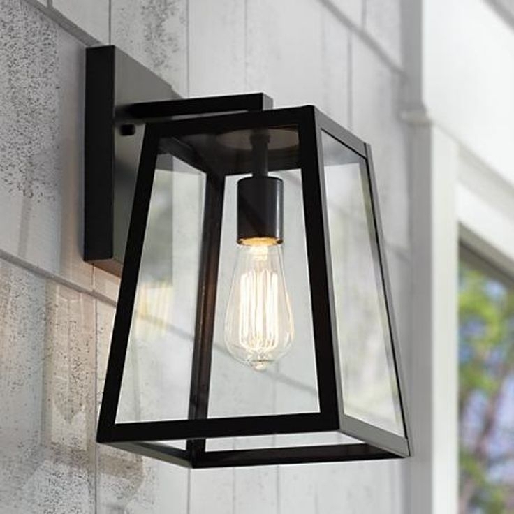 63 Best Outdoor Lights Images On Pinterest | Exterior Lighting inside High End Outdoor Wall Lighting (Image 4 of 10)