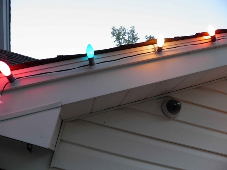 72 Best Christmas Hook Images On Pinterest | Christmas Lights Pertaining To Hanging Outdoor Christmas Lights Hooks (Photo 3 of 10)