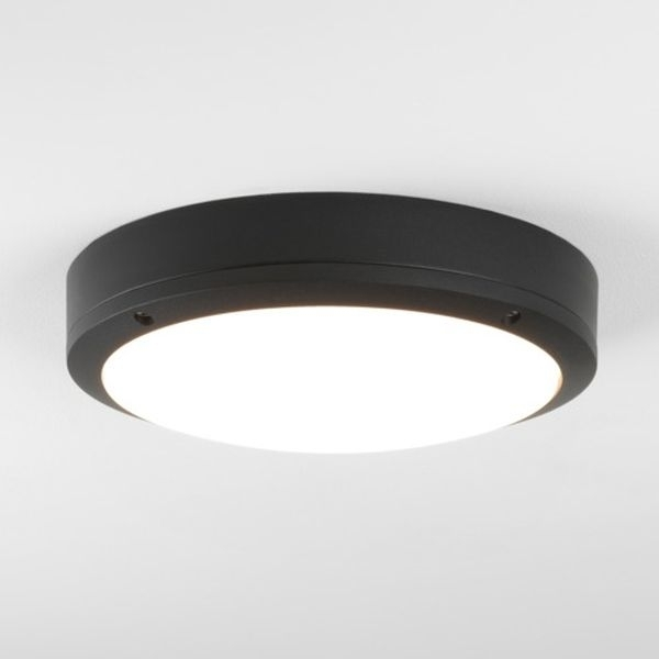 7901 Astro Arta Led Black| Outdoor Lighting| Ip54 Led Ceiling/wall For Outdoor Wall Ceiling Lighting (Photo 6 of 10)