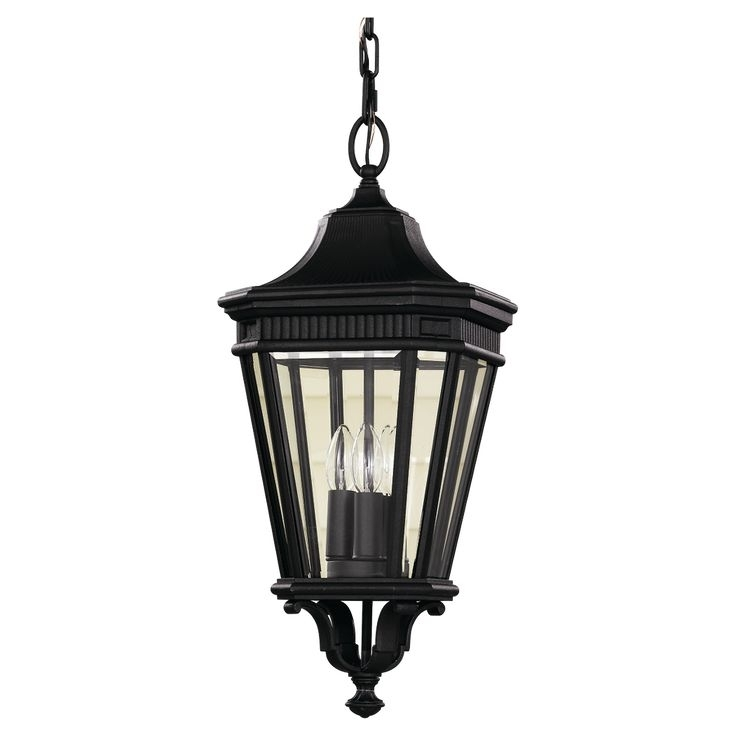 Popular Photo of Outdoor Hanging Lights Masters