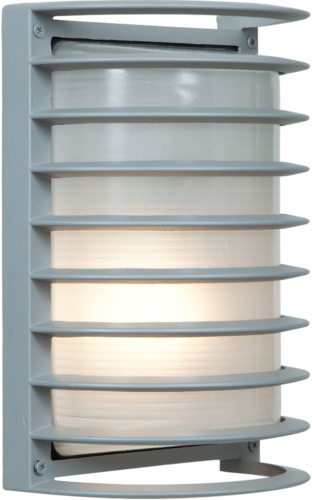 Access 20010Mg-Sat-Rfr Bermuda Contemporary Marine Grade Satin regarding Marine Grade Outdoor Wall Lights (Image 4 of 10)
