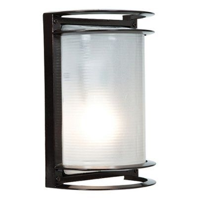 Access Lighting Nevis 20011Mg Outdoor Wall Light - 20011Leddmglp-Brz regarding Access Lighting Outdoor Wall Sconces (Image 5 of 10)