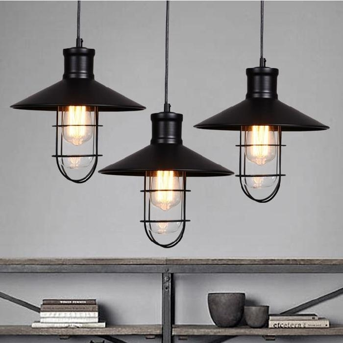 All About Rustic Pendant Lights pertaining to Vintage Outdoor Hanging Lights (Image 2 of 10)