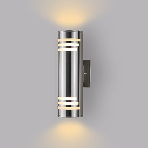 Amazing Exterior Light Fixtures In Outdoor Wall Mounted Amazon Com inside Outdoor Wall Lighting Sets (Image 2 of 10)