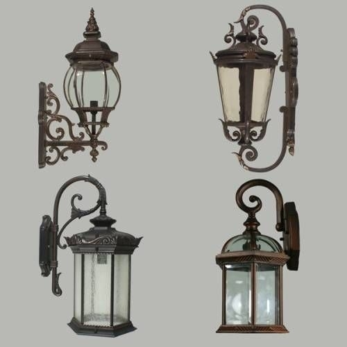 Antique Outdoor Wall Lighting | Outdoor Walls, Walls And Interior in Antique Outdoor Wall Lighting (Image 4 of 10)