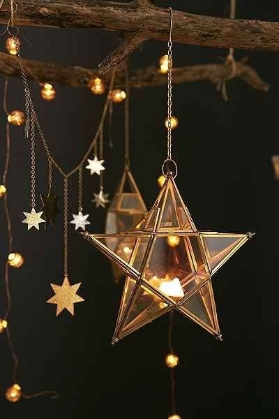 Beauchamp Family Home | Cozy, Hygge And Star regarding Outdoor Hanging Star Lights (Image 1 of 10)