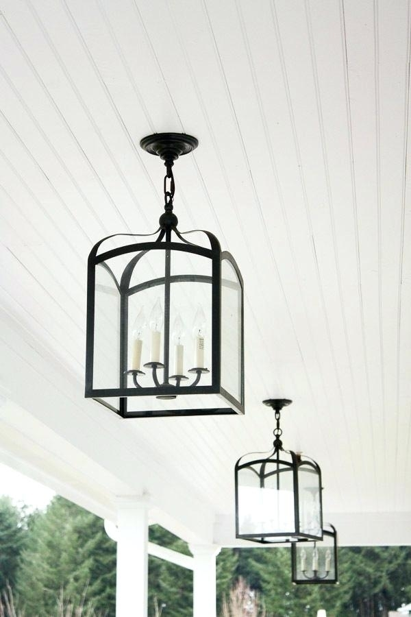 Best 25 Front Porch Lights Ideas On Pinterest Garden Outdoor Porch with Outdoor Hanging Porch Lights (Image 4 of 10)