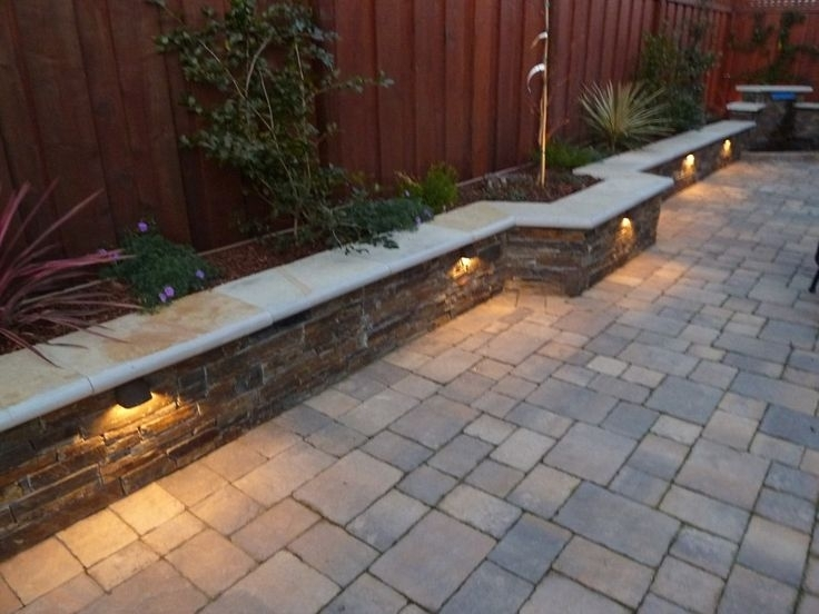 Best 25 Low Voltage Outdoor Lighting Ideas On Pinterest Garden within Outdoor Block Wall Lighting (Image 3 of 10)