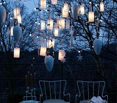 Best Outdoor Christmas Lights Decoration - Outside Xmas Lights within Hanging Outdoor Christmas Tree Lights (Image 2 of 10)